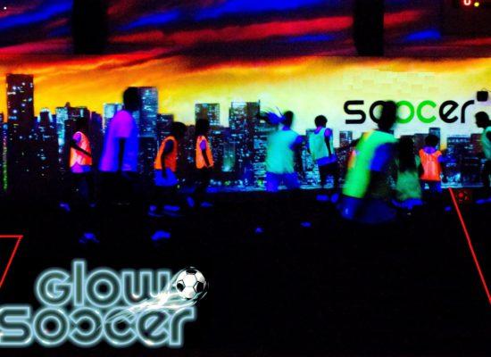 Glow Soccer 10